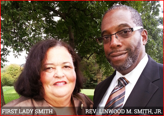 Pastor & First Lady Smith